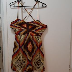 Billabong tribal dress